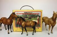Breyer #3045 Classic Quarter Horse Famliy *2 R CHALKY* (willing To Separate)