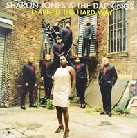 SHARON & THE DAP-KINGS JONES - I LEARNED THE HARD WAY (LP+MP3)  VINYL LP NEW+