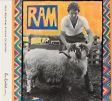 Paul McCartney Linda McCartney - RAM (special Edition) 2 CD Concord