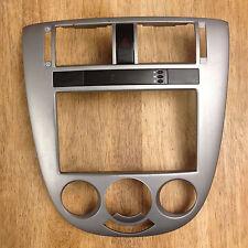 2004-2008 Suzuki Forenza OEM Heater Climate Center Radio Bezel Dash Trim Vents