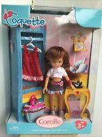 Coquette Corolle Doll, MIB, 2005