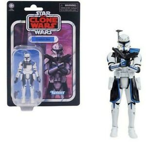STAR WARS Vintage Collection Clone Wars CAPTAIN REX VC182 3.75in Figure IN STOCK