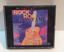 The Concert For The Rock And Roll Hall Of Fame 2 CD Set (1996)