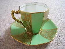 Antique Royal Doulton porcelain cabinet cup and saucer
