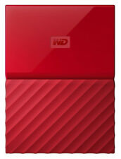 WD My Passport 1tb External Hard Drive Usb3 Portable