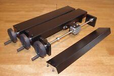 Jones & Lamson FC-14 & FC-30, PC-14, PC-14A Optical Comparators Table Upgrade.