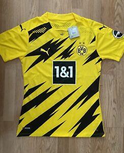 Borussia Dortmund Haaland #10 Jersey Size Medium. Replica
