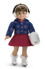 New listing AMERICAN  GIRL Molly's Skating Outfit Hooded Jacket Skirt Bloomers  HTF RETIRED!