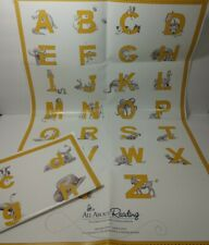 All about reading Pre-Reading Alphabet Chart Capital/Lower Case. Used. D5