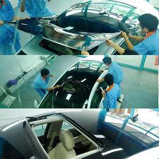Glossy Black Car Sunroof Wrap Roof Film Vinyl Sticker Waterproof Air Release US