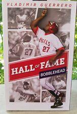 Vladimir Guerrero #27 MLB Hall Of Fame Bobblehead SGA 08/10 L.A. Angels New