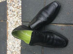 RRP $550.00 Oliver Sweeney Mens Slip On Shoes (Black) Fom London
