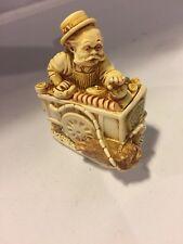 1995 Harmony Kingdom Circus Mr Sediment'S Superior Victuals Box Figurine