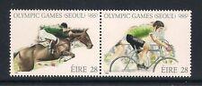 Ireland Eire - 1988 Olympic Games Seoul, MNH pair