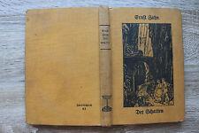 Buch - Der Schatten von Ernst Zahn - Illustriert v Prof. Ed. Stiefel 1914 Nr. 43