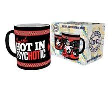DC Comics Harley Quinn calor cambiando Magic Taza Taza De Café Nuevo y Caja de Regalo