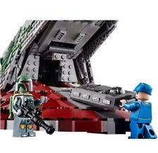 LEGO 75060 Star Wars UCS Slave I Boba Fett Han Solo Carbonite Bespin Cloud City
