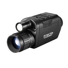 Digital Wifi IR Night Vision Monocular HD 720P 3.5-10.5x32 Camera Telescope +8GB