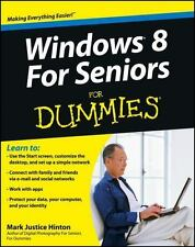 Windows 8 For Seniors For Dummies-ExLibrary
