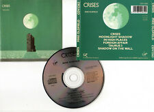 "MIKE OLDFIELD ""Crises"" (CD) 1983"