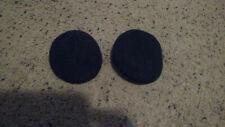 1 Pair Adult Earbags Brand Black