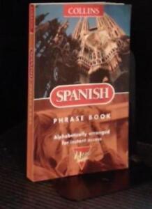 Collins Spanish Phrase Book. 9780004708690