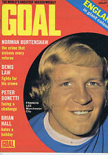 FRANCIS LEE - MAN CITY / ENGLAND / DENIS LAW	Goal		4	Aug	1973
