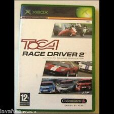 Toca Race Driver 2 GIOCO GAME XBOX PAL IT NO 360 NO manuale