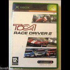 Toca Race Driver 2 GIOCO GAME XBOX PAL IT NO 360 NO manuale