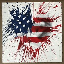 Mr Brainwash Moment of Silence Silk Screen Print Signed & Numbered Ed 150
