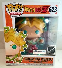Funko Pop! Legendary Super Saiyan Broly 623 Dragon Ball Z Pop! Animation