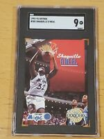 1992 Skybox #382 Shaquille O'Neal SGC 9 Newly Graded RC Rookie PSA BGS