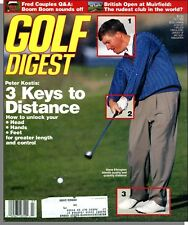 Golf Digest - 1992, July - Peter Kostis: 3 Keys to Distance, Fred Couples Q&A