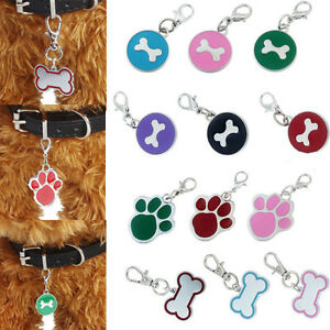 Fashion Popular Puppy Cat Dogs Collar Pendant Rhinestone Pendant Pet Jewelry New