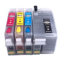 rellenar Fill in Mini CISS Cartuchos Epson wf-3620 wf-3640 wf-7720 27xl T27 NO