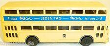 Bere Latte 66 Bus pubblicitario D2U Porta a Wiking H0 1:87 GD4 å