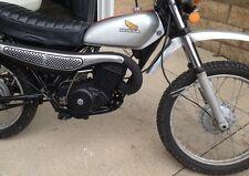 Vintage Honda factory fuel tank wings motocross AHRMA CR XR MT XL MR SL 125 350