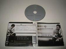 CHRISTIAN WUNDELICH/ZWISCHEN DEN ZEILEN(SONY/88697592892)CD ALBUM
