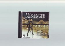THE MESSENGER - 2000 ADVENTURE PC GAME - FAST POST - ORIGINAL JC EDITION