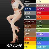 Lady Pantyhose Tights Microfibre Microfiber Matt Opaque 40DEN