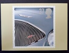 100/4 Postcard and 100/4 stamp   ................................. Austin Healey