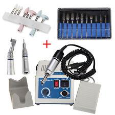 Dental Lab Marathon 35k Rpm Electric Micromotor Low Handpiece Drill N3 Drill