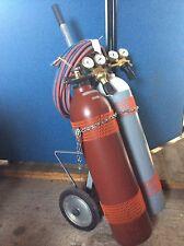 V O L L E S !!!!! 20 liter Autogen Sauerstoff Acetylen Schweiss Set mit TÜV