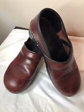 Dansko Clogs, Burgundy Color, Size 40!
