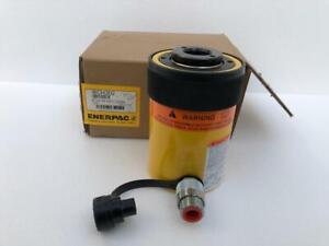 "Enerpac RCH 302 Hydraulic Holl-O-Cylinder 30 Tons Capacity 2"" Stroke Hollow Ram"