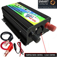 Power Inverter 3000W DC 12V to AC 220V USB Convertitore Auto Barca Caravan