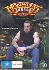 Monster Garage Season Two 2 Second DVD NEW 5-disc