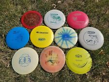 Disc Golf Lot of 10 Throwers Innova and more, Used Disc Golf Lot