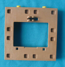 Playmobil Brown Floor w/ Hole for Trapdoor System X, 30 21 9340, pirate building