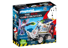 Playmobil Real Ghostbusters 9386 Egon Spengler With Cage Car